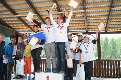 калиновские разрезы соревнования 7 июня 2014 года