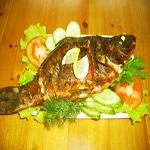 Копчение рыбы на Калиновских разрезах