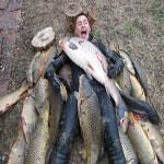 Супер сектор для рыбалки на Калиновских разрезах